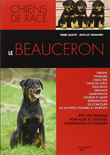 9782732886794: Le Beauceron (French Edition)