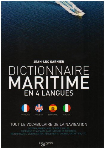 9782732887951: Dictionnaire maritime en 4 langues (French Edition)