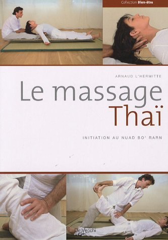 9782732888187: Le massage Thaï