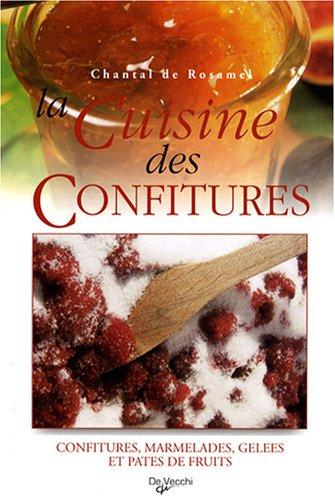 9782732889856: La cuisine des confitures
