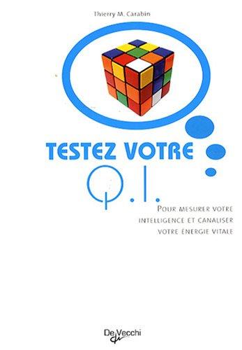 9782732891996: Testez votre Quotient intellectuel
