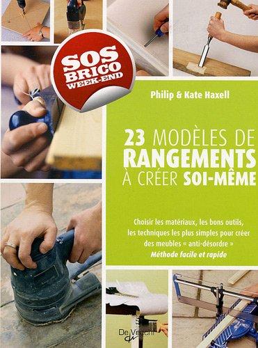 9782732893730: Petits rangements à créer soi-même (French Edition)