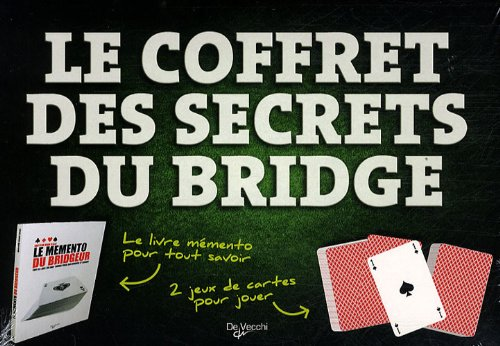 9782732894034: Le coffret des secrets du bridge