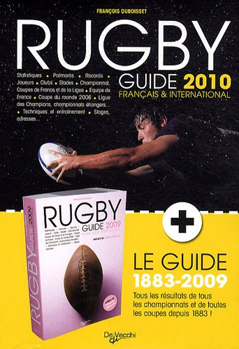 9782732894607: Rugby guide 2010
