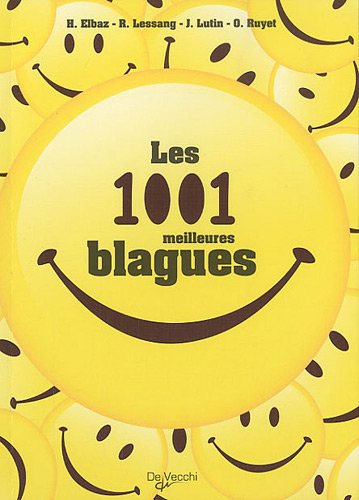 9782732895321: Les 1001 meilleures blagues (French Edition)