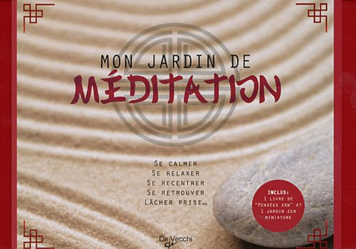 9782732896540: Mon jardin de meditation (French Edition)