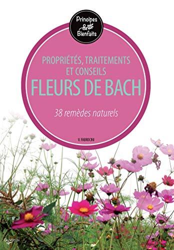 9782732898568: Fleurs de bach : 38 remèdes naturels