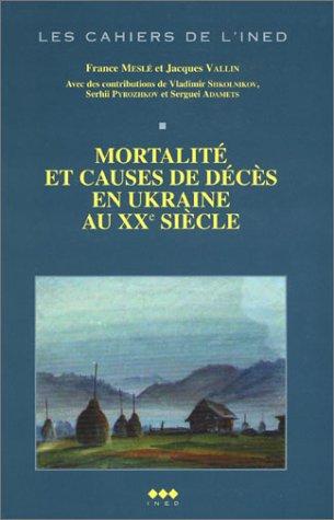 mortalite et causes de deces en ukraine au xx siecle: Mesle, France