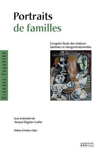 Portraits de familles (French Edition): Collectif