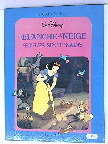 9782733301234: Blanche-Neige et les sept nains (Disney classique)