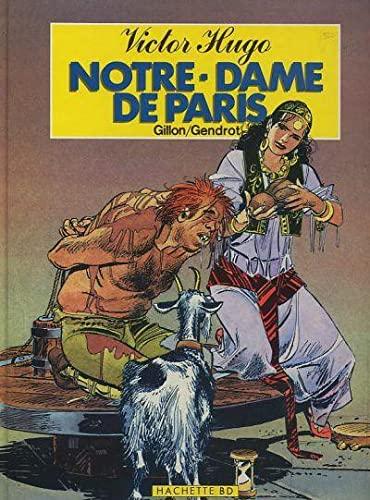 9782733301814: Victor Hugo Notre Dame de Paris [Comic Presentation]
