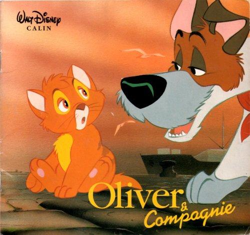 Oliver et compagnie 112497 (Dhe Disn.Calins): Disney, Walt