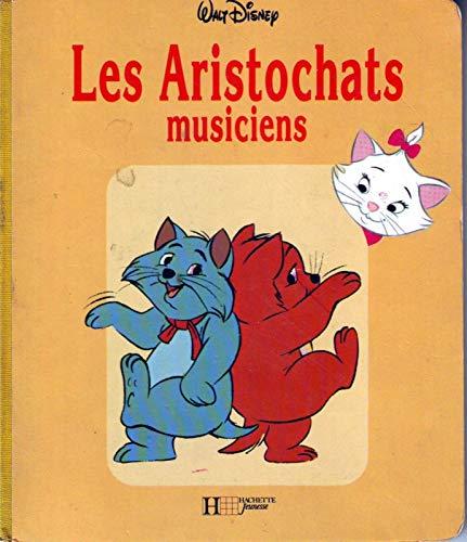 Les aristochats musiciens (Dhe Tout Carton): Walt Disney