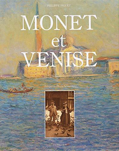 9782733501283: Monet et Venise (Lieux d'artistes)