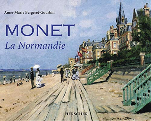 9782733503706: Monet : La Normandie