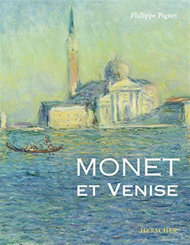 9782733503775: Monet et venise (broche/rabats)