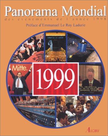 9782733805435: Panorama mondial des événements de l'année 1998