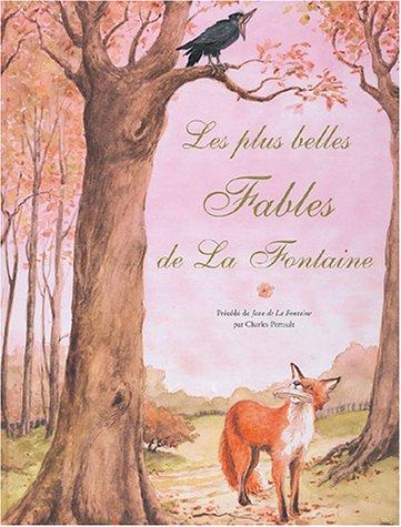 9782733807323: Les plus belles fables de La Fontaine