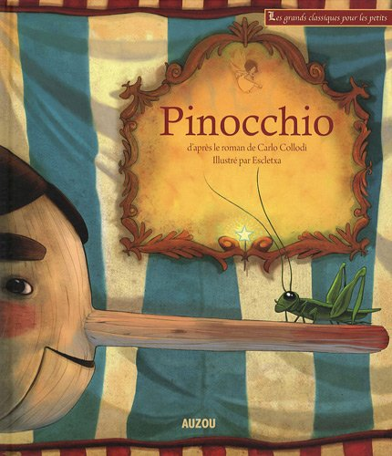 9782733812037: Pinocchio (French Edition)