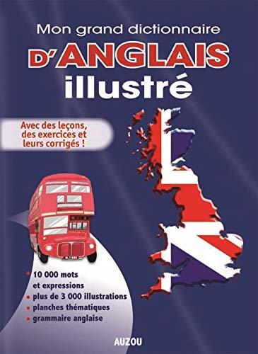 Mon grand dictionnaire d'anglais illustre (French Edition): Emmanuelle Lallemand