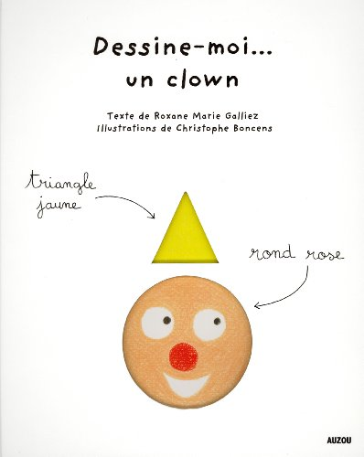 9782733815700: DESSINE-MOI UN CLOWN