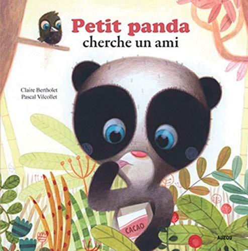 9782733816141: PETIT PANDA CHERCHE UN AMI