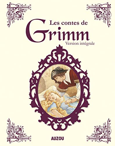 9782733817377: Les contes de Grimm (French Edition)