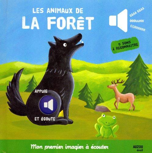 9782733817438: LES ANIMAUX DE LA FORET (Coll.