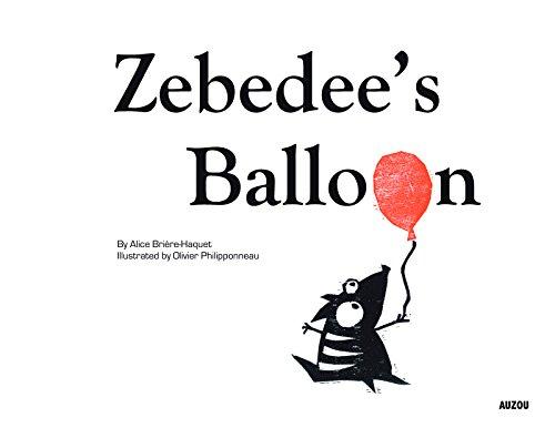 9782733819425: Zebedee's Balloon