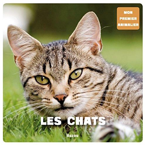 9782733820063: les chats (mon premier animalier)