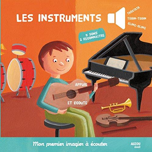 9782733821244: Les instruments de musique