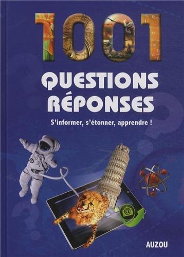 1001 questions reponses: Falcone H�l�na