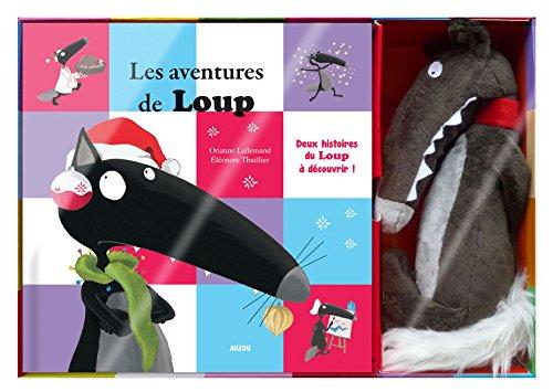 9782733825334: Coffret Loup 5 - Les aventures de Loup