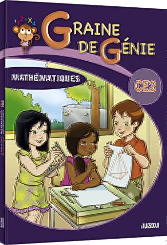 9782733829813: Graine de Génie CE2 Mathematiques