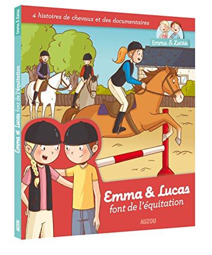 EMMA ET LUCAS FONT DE L'ÉQUITATION: MASTEAU CL�MENCE