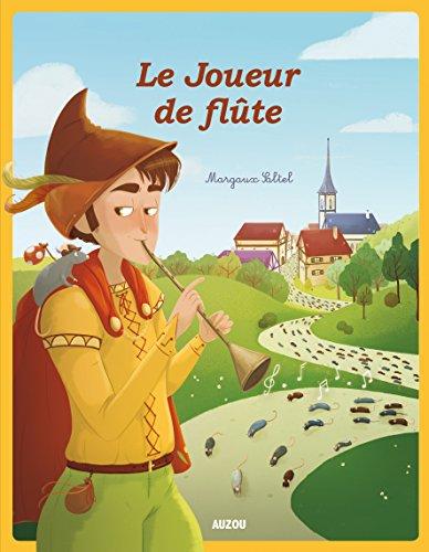 Le joueur de flute (coll. les ptits: Grimm, Jakob et
