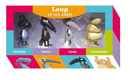 9782733834763: Figurines Loup et Ses Amis - Nouvelle Édition