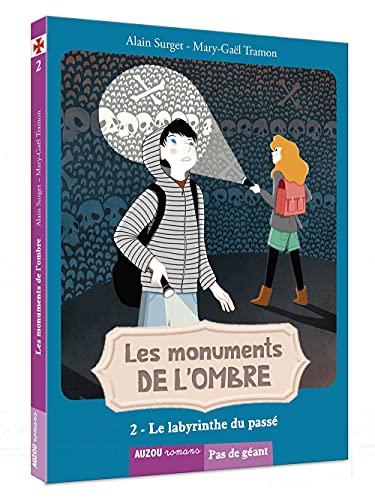 9782733835296: Les monuments de l'ombre (1er cycle) - tome 2, Le labyrinthe du passé