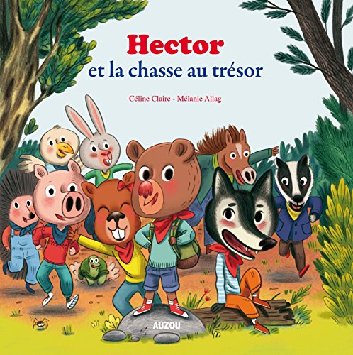 9782733835678: Hector et la Chasse au Tresor (Grand Format)