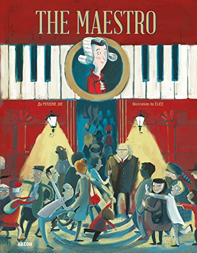 9782733835906: The Maestro (Big Picture Book)