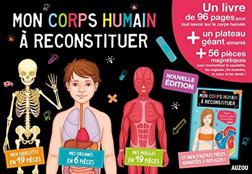 9782733836439: Mon Corps Humain a Reconstituer - Édition 2015 (Coll. Mes Premiers Coffrets d'Apprentissage)