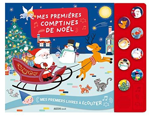 9782733836613: Mes premières comptines de Noël (1CD audio) (Mes premiers livres à écouter)
