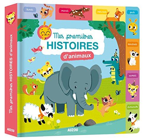 9782733836668: Mes premières histoires d'animaux