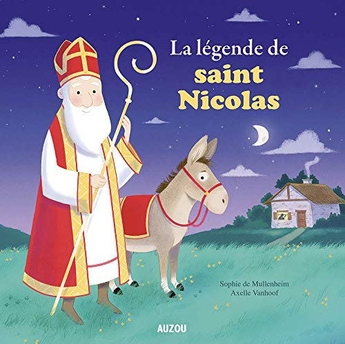 9782733837122: LA LEGENDE DE SAINT NICOLAS (GRAND FORMAT)
