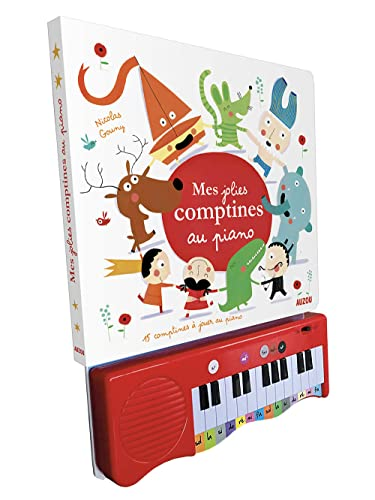 9782733837368: MES JOLIES COMPTINES AU PIANO - EDITION 2015