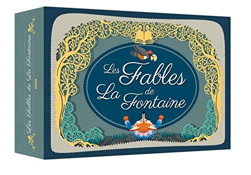Les fables de La Fontaine : Coffret: Jean de La