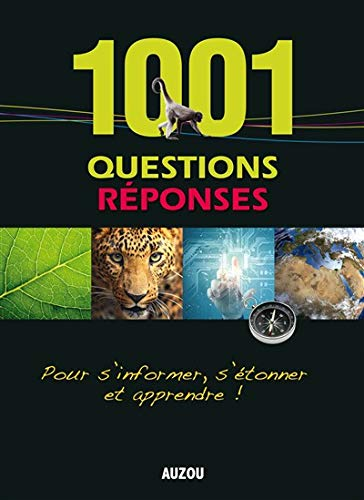 1001 QUESTIONS REPONSES (2015): Collectif