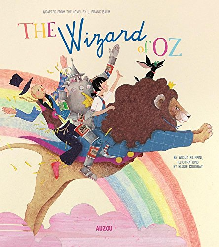 9782733839249: The Wizard of Oz (Big Picture Book)