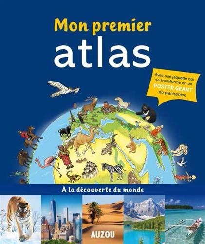 MON PREMIER ATLAS 2016: COLLECTIF