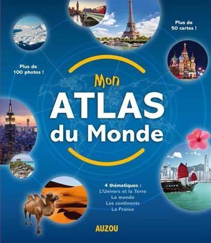 9782733840450: Mon Atlas du Monde Cm 2016